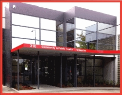 Community and Public Health Christchurch office (310 Manchester Street)