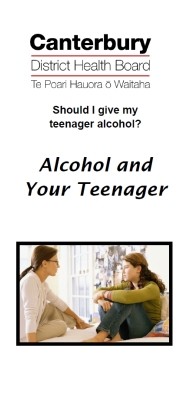 Alcohol and Your Teenager