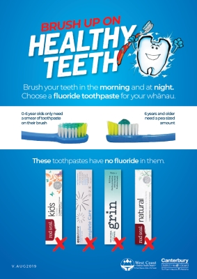 Brush Up on Healthy Teeth!