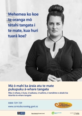 If you could save a life, would you? - Te Reo Māori (Qiane)