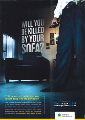 Will you be killed by your sofa?
