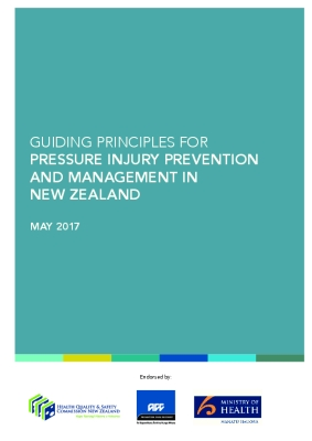 Guiding principles for pressure injury prevention and management in New Zealand