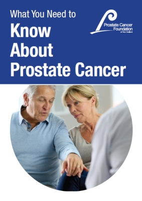 What you should know about prostate cancer