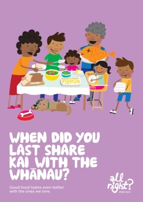 Tips and Tricks: When Did You Last Share Kai with the Whānau?