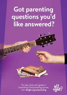 Parenting Questions: Guitar