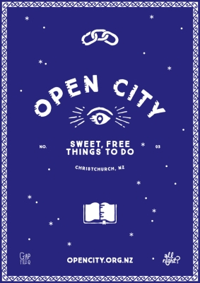 Open City: Sweet free things to do