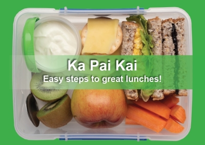 Ka Pai Kai: Easy steps to great lunches