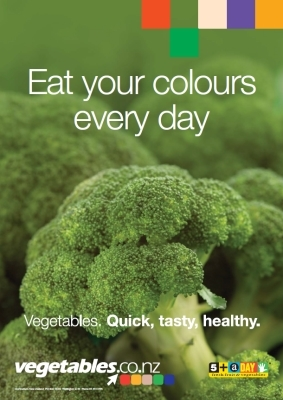 Eat Your Colours - Green