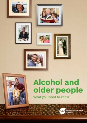 Alcohol and Older People: What you need to know