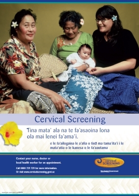 Cervical Screening - Samoan