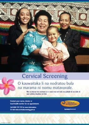 Cervical Screening - Fijian