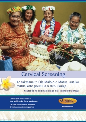 Cervical Screening - Tokelauan