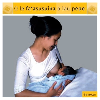 Breastfeeding Your Baby - Samoan
