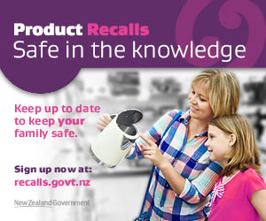 Product Recalls: safe in the knowledge.