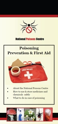 National Poisons Centre: Poisoning Prevention and First Aid