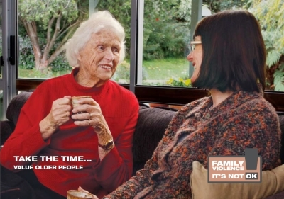 Take the Time - Value Older People