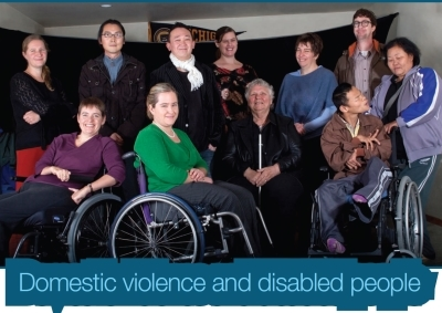 Domestic Violence and Disabled People