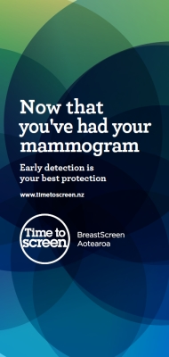 Now That You Have Had Your Mammogram