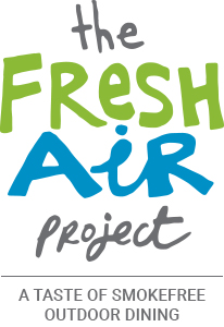 The Fresh Air Project: A taste of smokefree outdoor dining.