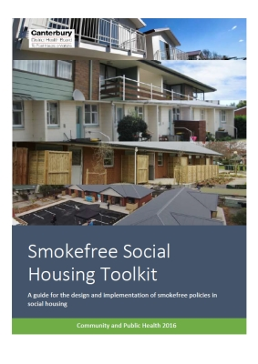 Smokefree Social Housing Toolkit from Community and Public Health.