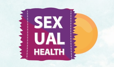 Sexual Health logo.