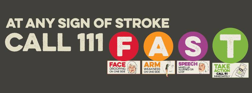 FAST: What to look for when a stroke happens.