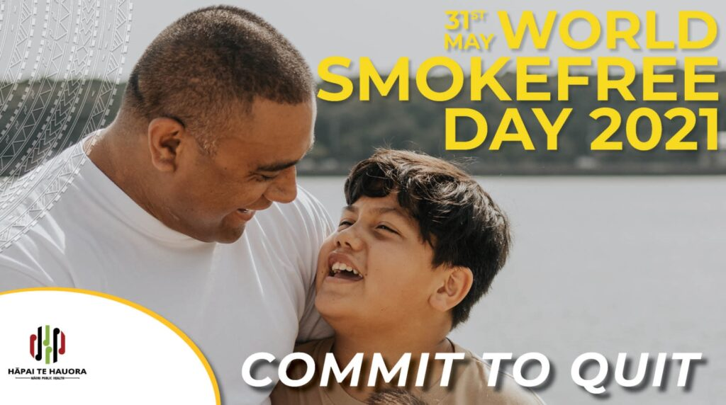 World Smokefree Day 2021