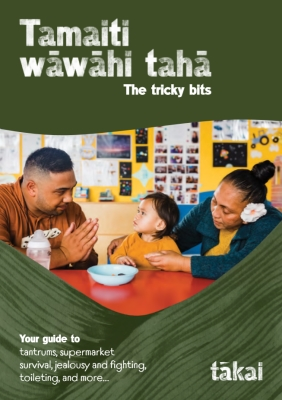 The tricky bits: tips for under-fives