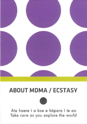About MDMA / Ecstasy