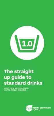 Straight Up Guide to Standard Drinks