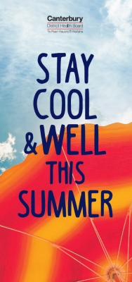 Stay cool and well this summer