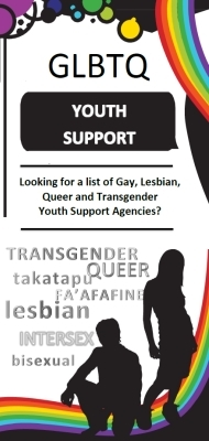 GLBTQ Gay and Lesbian Youth Support (GAL0002).