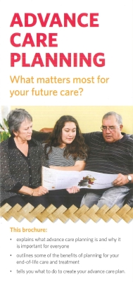 Advance care planning: What matters most for your future care?
