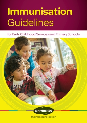 Immunisation Guidelines for Early Childhood Services and Primary Schools