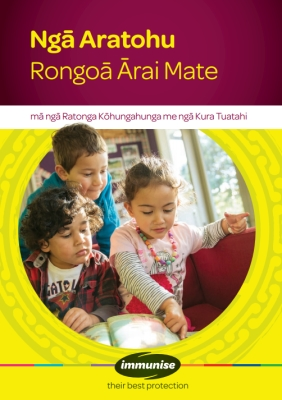 Immunisation Guidelines for Early Childhood Services and Primary Schools - Te Reo Māori