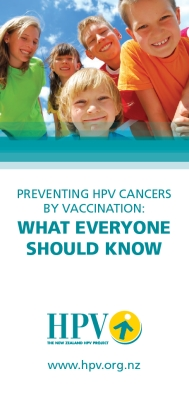 What everyone should know about: Genital HPV Infection and the Cervical Cancer Vaccines