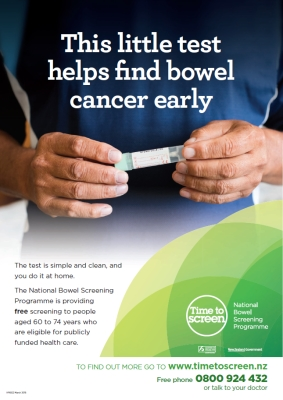 This little test helps find bowel cancer early