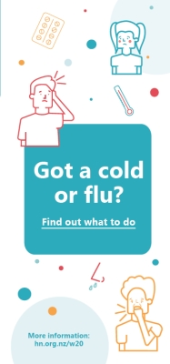 Got a cold or flu? Find out what to do