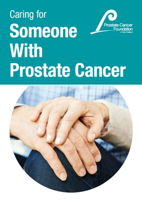 Caring for someone with prostate cancer