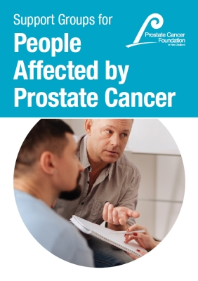 Support groups for people affected by prostate cancer
