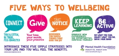 Winning Ways to Wellbeing