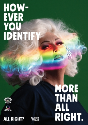 However you identify - Joanne