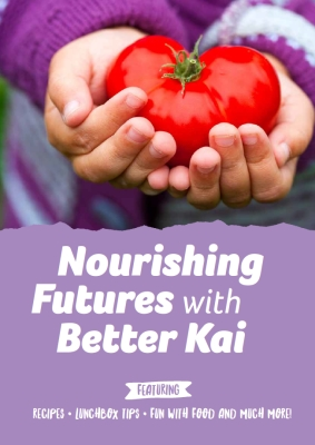 Nourishing Futures with Better Kai.