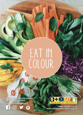 Eat in Colour