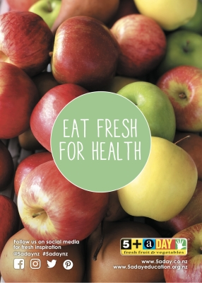 Eat fresh for health