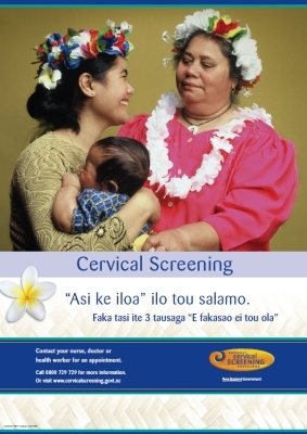 Cervical Screening - Tuvaluan