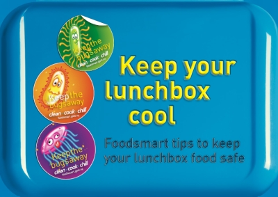 Keep your lunchbox cool