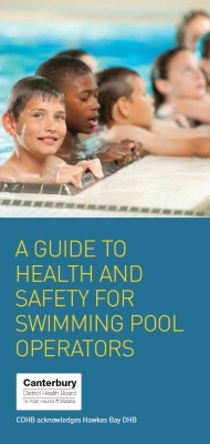 A Guide to Health and Safety for Swimming Pool Operators
