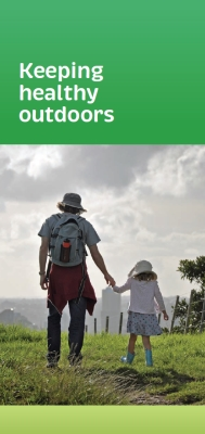 Keeping Healthy Outdoors