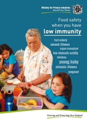 Food Safety When You Have Low Immunity